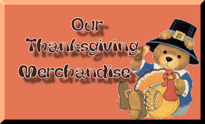 Thanksgiving Decorations, Gifts and Toys