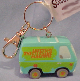 Click here to go to our Scooby Doo and the Mystery Machine Collectible Key Chains