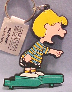 Click here to go to our Collectible Charles Shultz Snoopy and the Peanuts Gang Key Chains