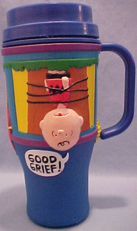 Click here to go to our Charlies Schultz Snoopy and the Peanuts Gang Straws Mugs and Cups
