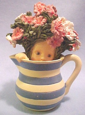 Click here to go to our Decorative Collectibles - Anne Geddes, Boyds' Figurines, Cherished Teddies, Friends of a Feather, In A Nutshell, Just the Right Shoe, Mary Moo Moo's, Patriotic Collectibles, and Precious Moments!