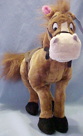 Click here to go to our Disney's Home On The Range Plush Toy Goats Hares Cows and MORE