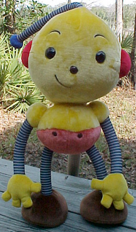 Click here to go to our Playhouse Disney's Rolie Polie Olie and Family Plush