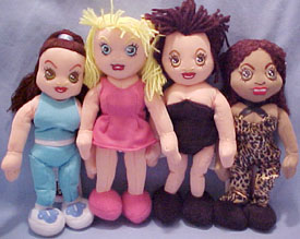 Click here to view our collection of Spice Girls