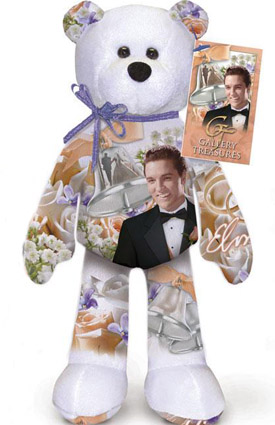 Click here to go to our selection of Elvis Presley Wedding Teddy Bear Collectibles