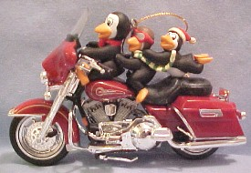 Click here to go to our Collectible Harley Davidson Motorcycle Ornaments and Bean Bag Plush