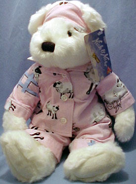 Click here to go to our selection of Teddy Bears from Boyds to Precious Moments