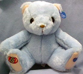 Jelly Belly Bears, adorable colorful Teddy Bears with Bellies full of Jelly Belly Candies!