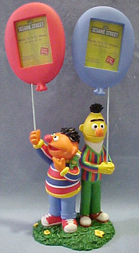Click here to go to our Sesame Street Muppet Picture Frames Photo Albums Elmo Bert Ernie Cookie MOnster and MORE