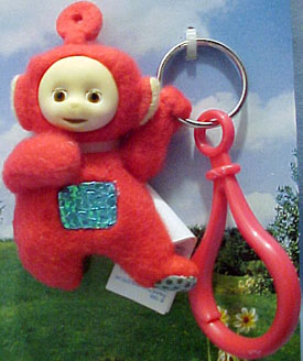 Click here to go to our selection of Teletubbies Po Tinky Winky Laa Laa Dipsy Key Chains