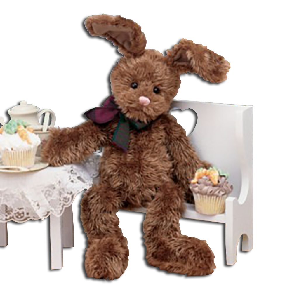 Adorable Bunnies, Chicks, Ducks, Lambs and More all dressed up for Easter as these Easter Stuffed Animals.