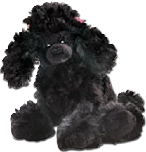 Cuddly Collectibles Cuddly Soft Mini Plush Poodles Stuffed Animals