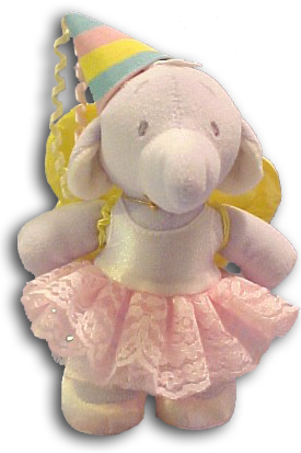 Click here to go to our Baby Gund Humphrey Elephant's Corner