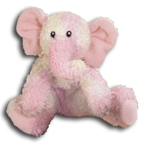 Adorable elephants just for baby. Find elephant baby rattles, plush toys and nursery decorations perfect as baby shower gifts.