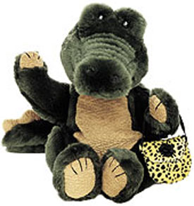 Boyds has created some beautiful Teddy Bears over the years with attention to every detail! Their Frog and Reptile Collection is just ADORABLE!