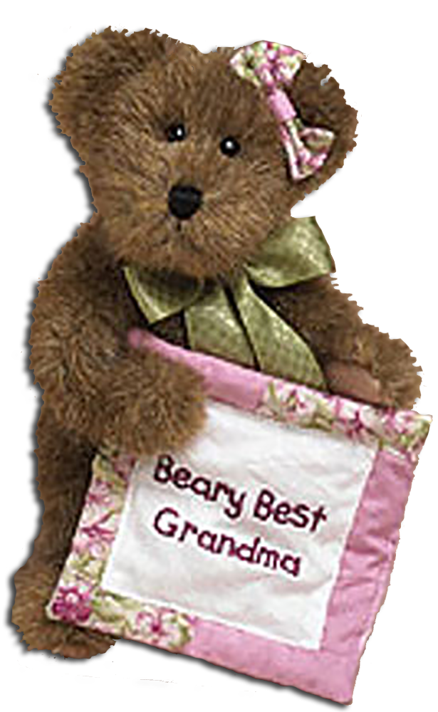 Click here to go to our selection of Boyds Plush Grandparents Day Teddy Bears and MORE