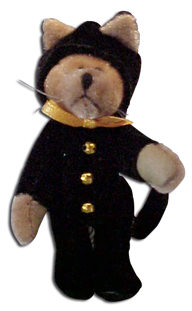 Boyds has created some beautiful Teddy Bears over the years with attention to every detail! We carry everything from the Large Boyds Teddy Bears down to the Trinket Boxes and for every occasion including Halloween!  Click here to view our range of Boyds' Halloween plush bears and bear figurine  editions.