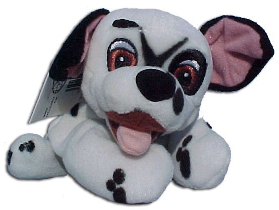 Click here to go to our Disney's 101 Dalmatians Key Chains Plush and MORE