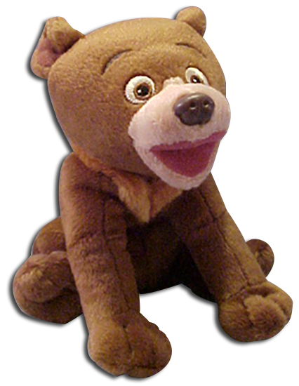 Click here to go to our Disney's Brother Bear Kenai Koda Rutt Tuke Plush