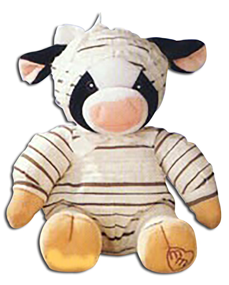 Mary Moo Moos cows are sure to please as these Halloween decorations. Find haunted house cow figurines and plush from Mary Moo Moos Collection.