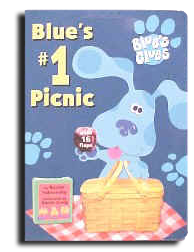 Click here to go to our selection of Nickelodeon Nick Jr Blues Clues Board Books