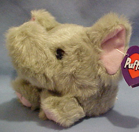Puffkins Plush Elephants
