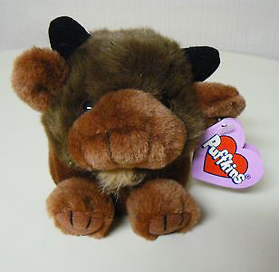 Cute and cuddly soft buffalo by Puffkins are sure to be a hit with every Buffalo fan