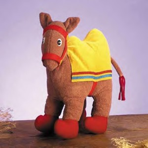 Raggedy Ann's Wrinkled Knee Camels