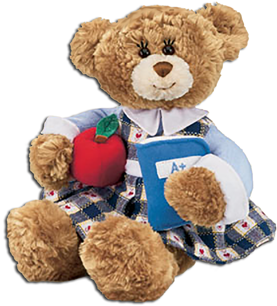 Gund Professional Teddy Bears dressed as Fire Fighters, Nurses, Teachers and MORE