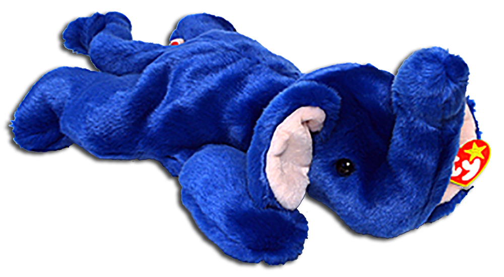 Ty Collectibles bring a cuddly soft appeal to the elephant. Find TY Beanie Babies, McDonalds Teenie Beanie Babies and TY Beanie Buddies as adorable Elephants.
