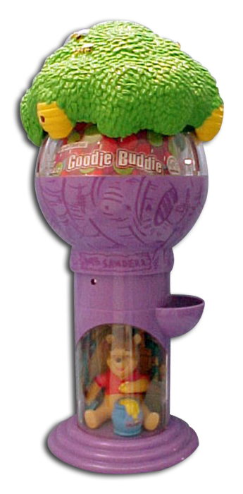 Click here to go to our Disney's Pooh Eeyore Tigger and Piglet Straws Mugs Cups and Candy Dispensers for Meal Time Fun
